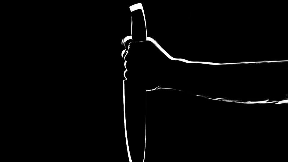 Boy of 7 attacks 4-year-old with knife