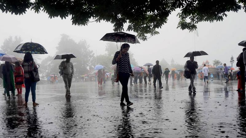 Highest rainfall since 1976 in India in Aug 2020: IMD