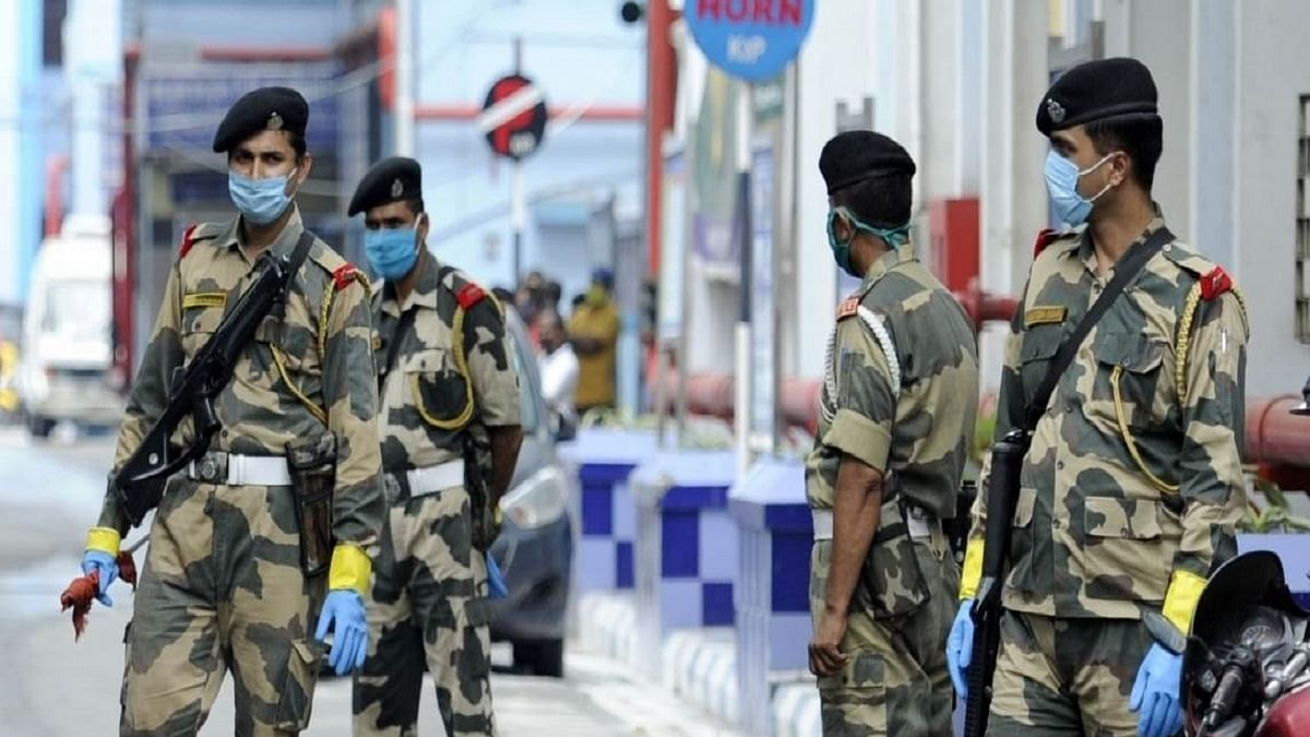 COVID-19: The new enemy for BSF men guarding frontiers in northeast