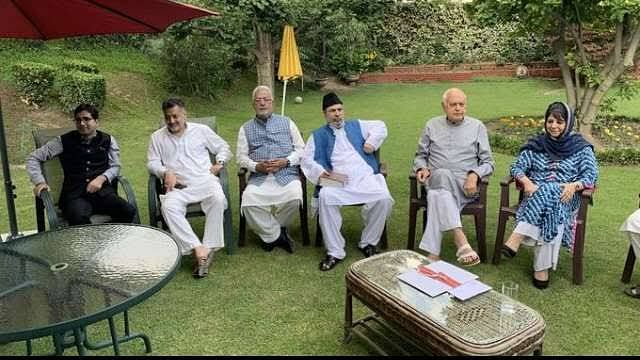 Over a year after 'Gupkar declaration', political parties in Kashmir resolve to fight for special status