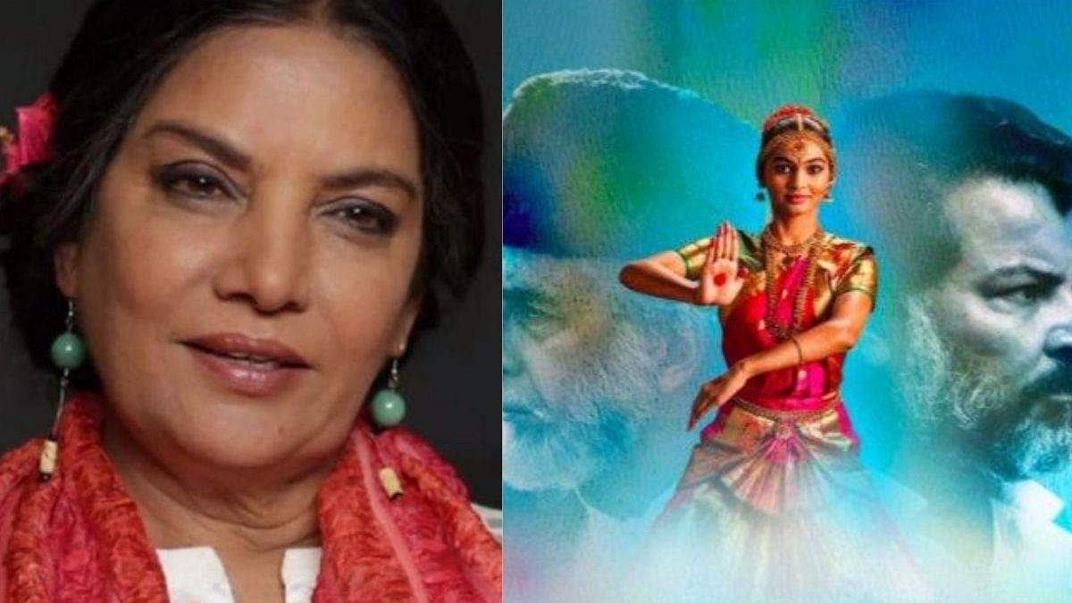 Shabana Azmi  on brother Baba Azmi's directorial debut 'Mee Raqsam'