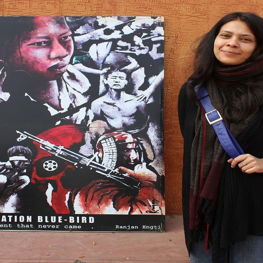 Anusha Rizvi (Photo Courtesy: IANS)