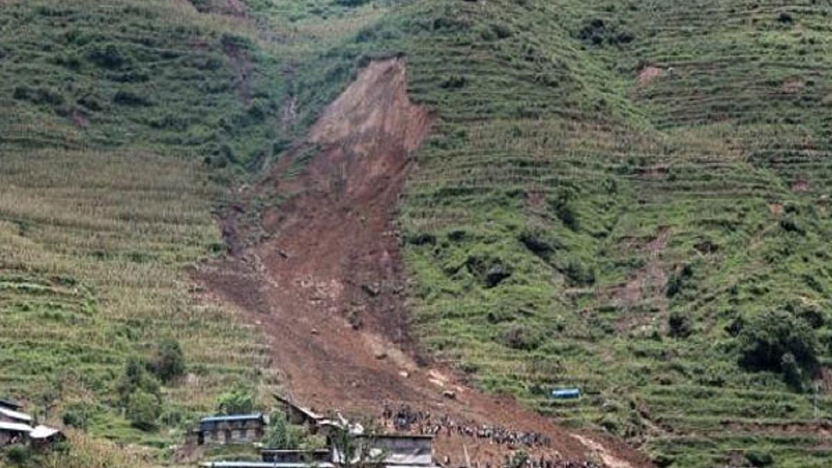 18 dead, 21 missing in massive Nepal landslide