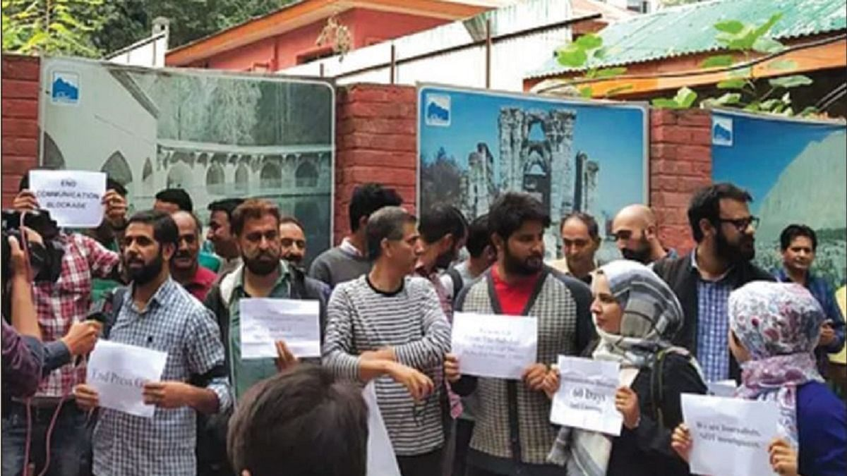 Call for a boycott is now deemed sedition in Kashmir