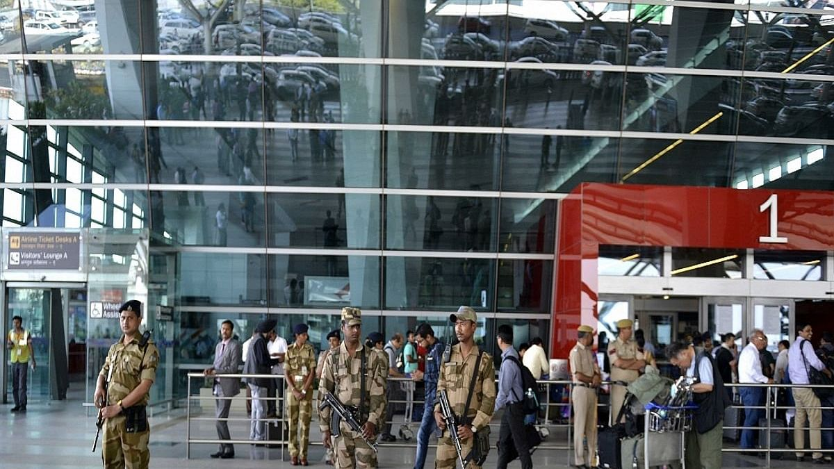 Amid security alert, visitors entry banned at airports from August 12