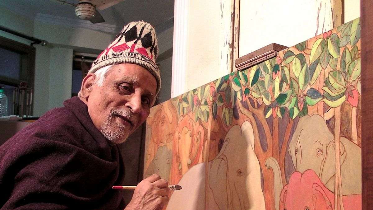 Mohammad Yasin: A versatile artist, a humble, warm human being