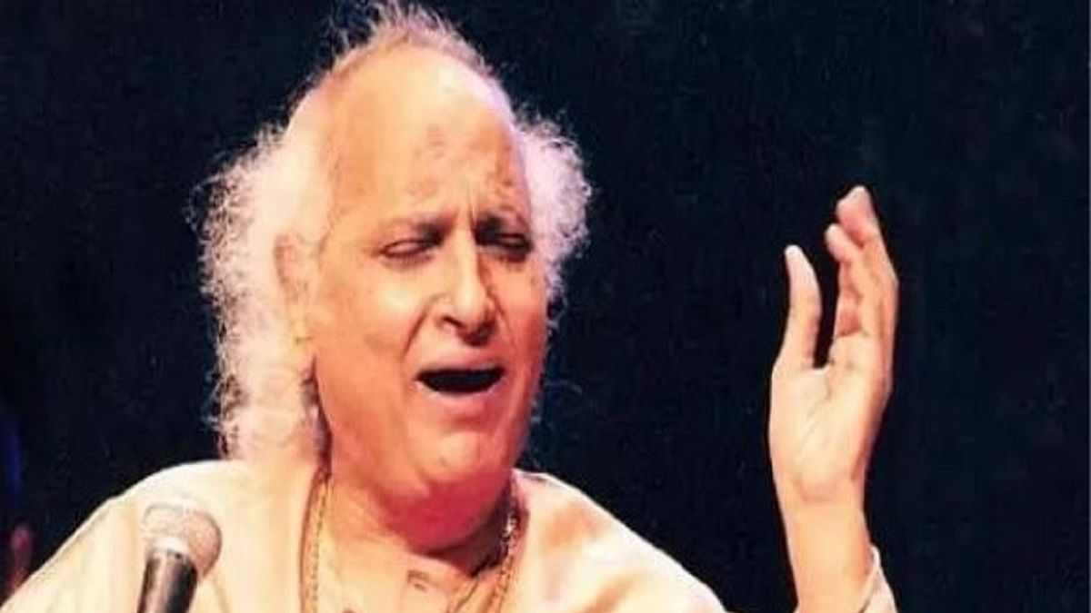 'We have the precious legacy of his music forever': Sonia Gandhi writes to Pandit Jasraj's wife