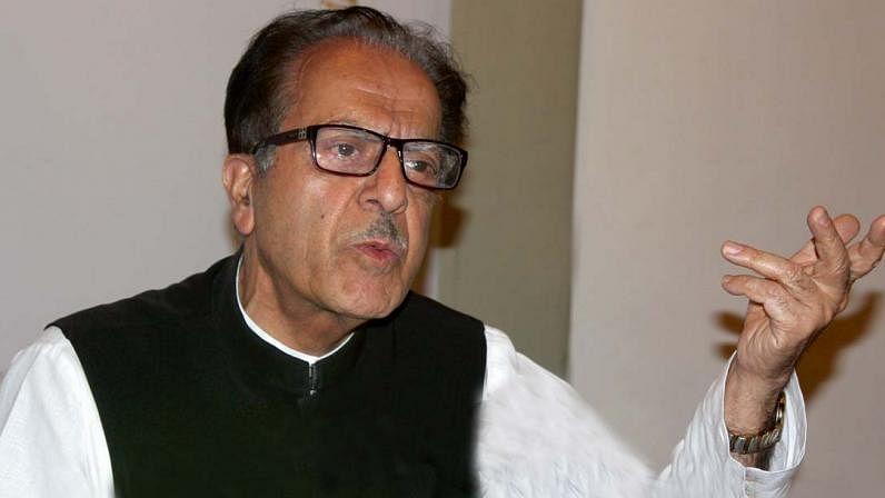 J&K Chief Secretary Subramanyam must cite instances of corruption & fraud by past govts: Saifuddin Soz