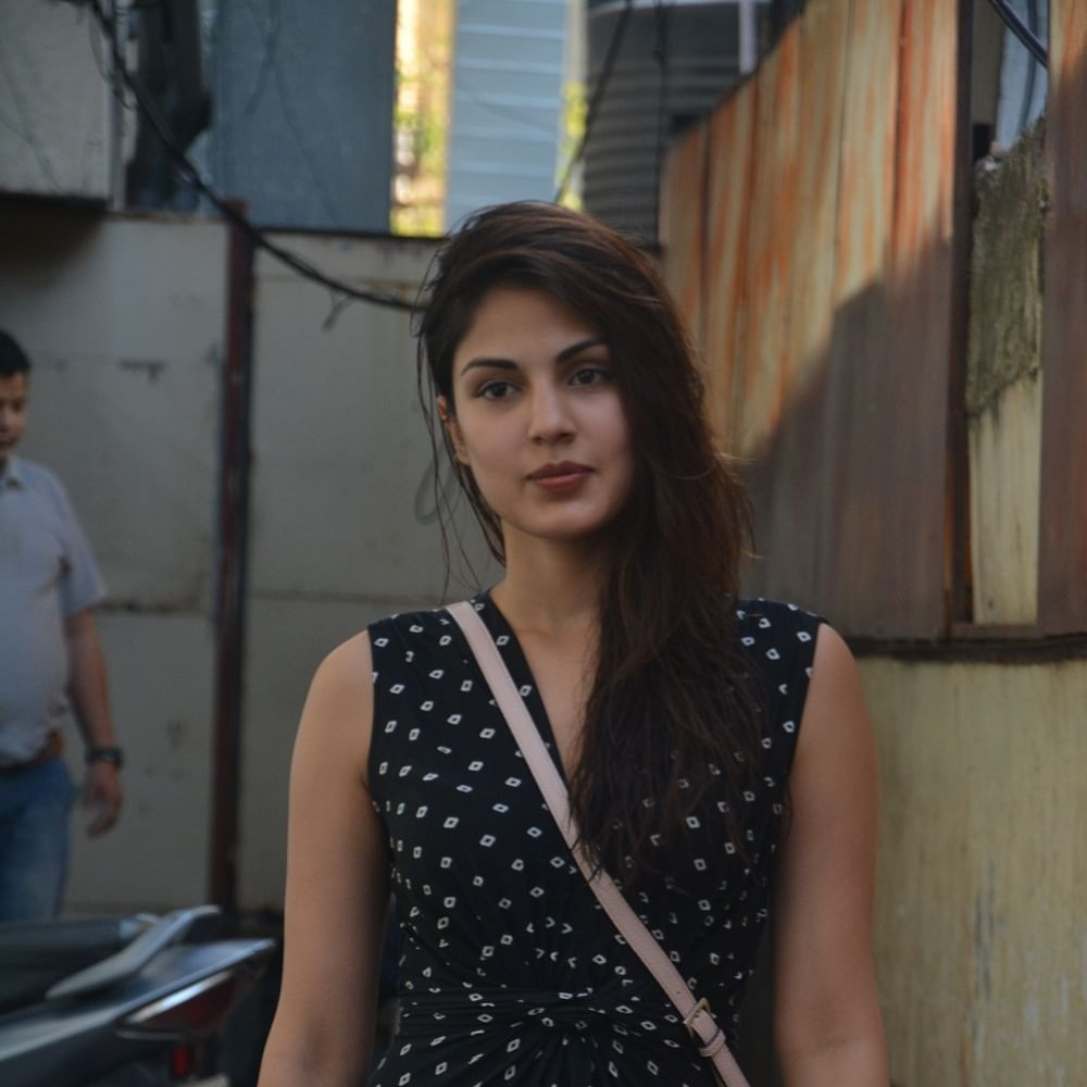 Rhea Chakraborty (IANS Photo)
