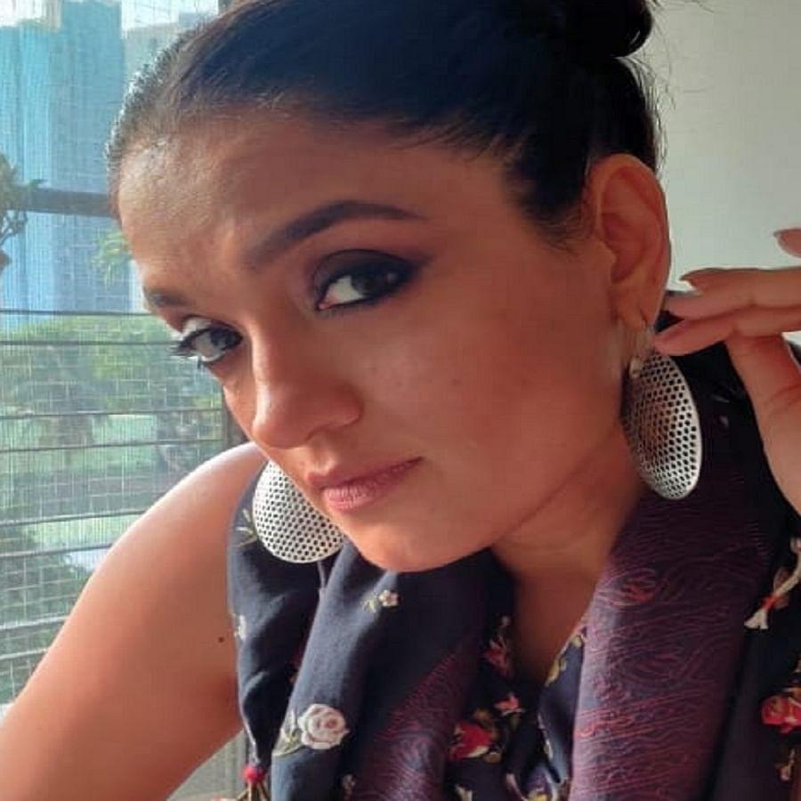 Actress Sandhya Mridul
