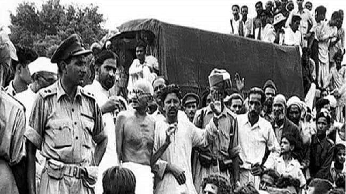 Collaborators in 1942, rulers in 2020: Quit India Movement betrayed by RSS & Hindu Mahasabha