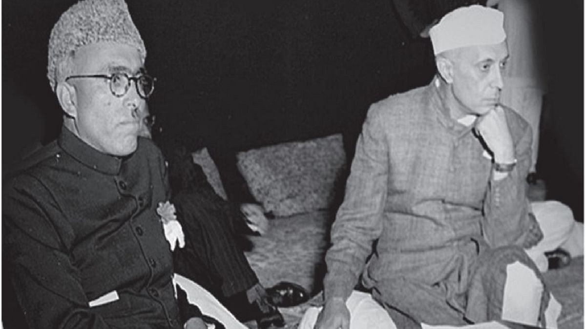 BJP proved Sheikh Abdullah right: he  apprehended India would go back on Article 370
