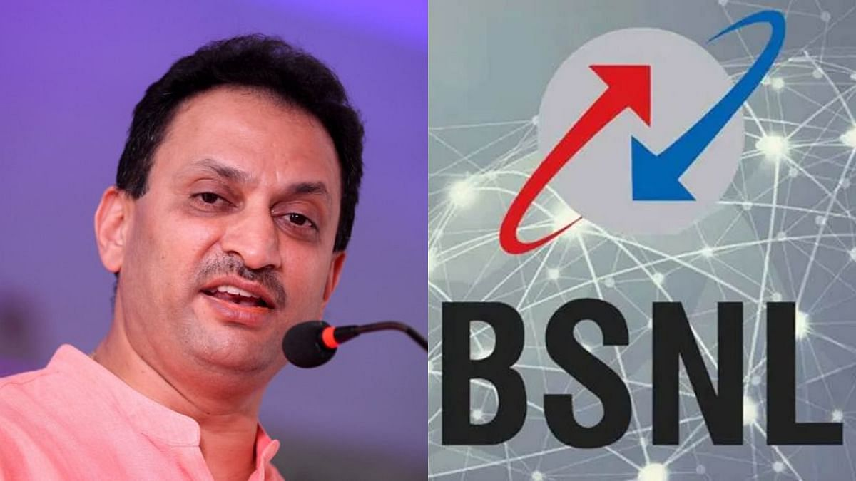 Angry BSNL employees' union deplores Hedge's statement, says BJP leader exposed his ignorance