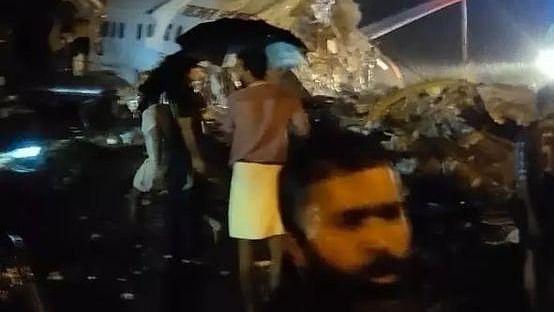 Air India Express plane skids, overshoots runway at Kozhikode airport; 18 dead, 127 injured