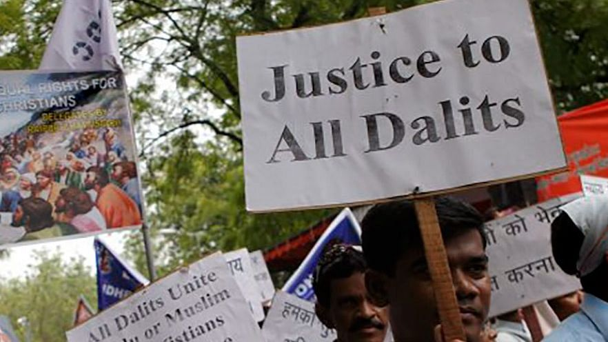 If Dalits can be Hindus, Sikhs and Buddhists, why can't they be Christians and Muslims?
