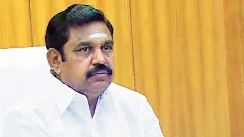 Tamil Nadu CM K Palaniswami (File Photo)