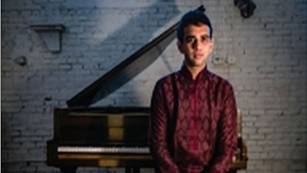 New York based Indian explains why he plays Indian classical ragas on the Piano