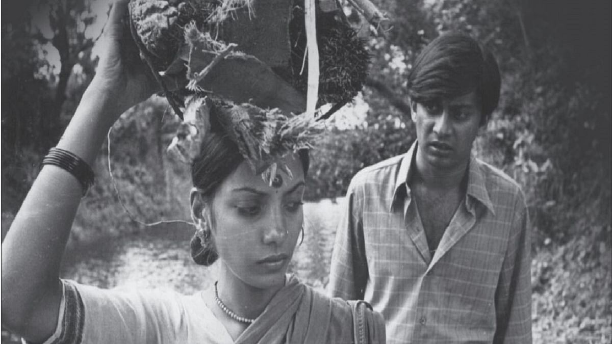 How much have feudalism and  oppression of women changed since 1974 when 'Ankur' was made ?
