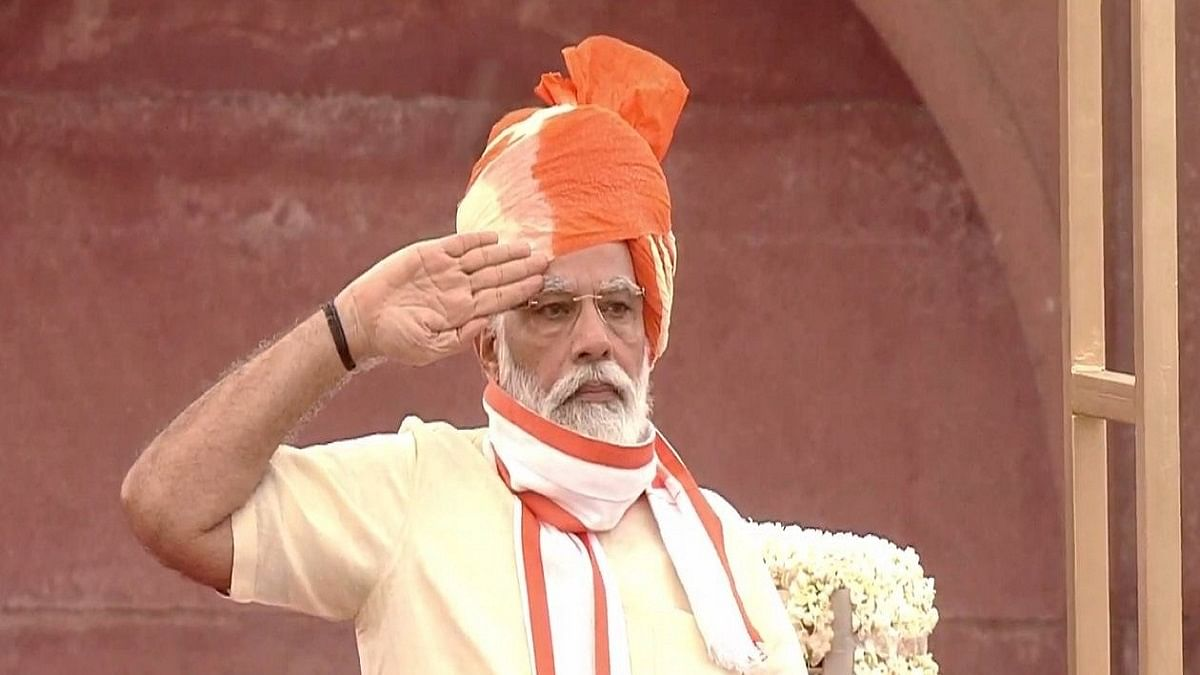 In 90 mins address to nation, PM Modi stresses on self-reliance, India's sovereignty, battle against COVID-19