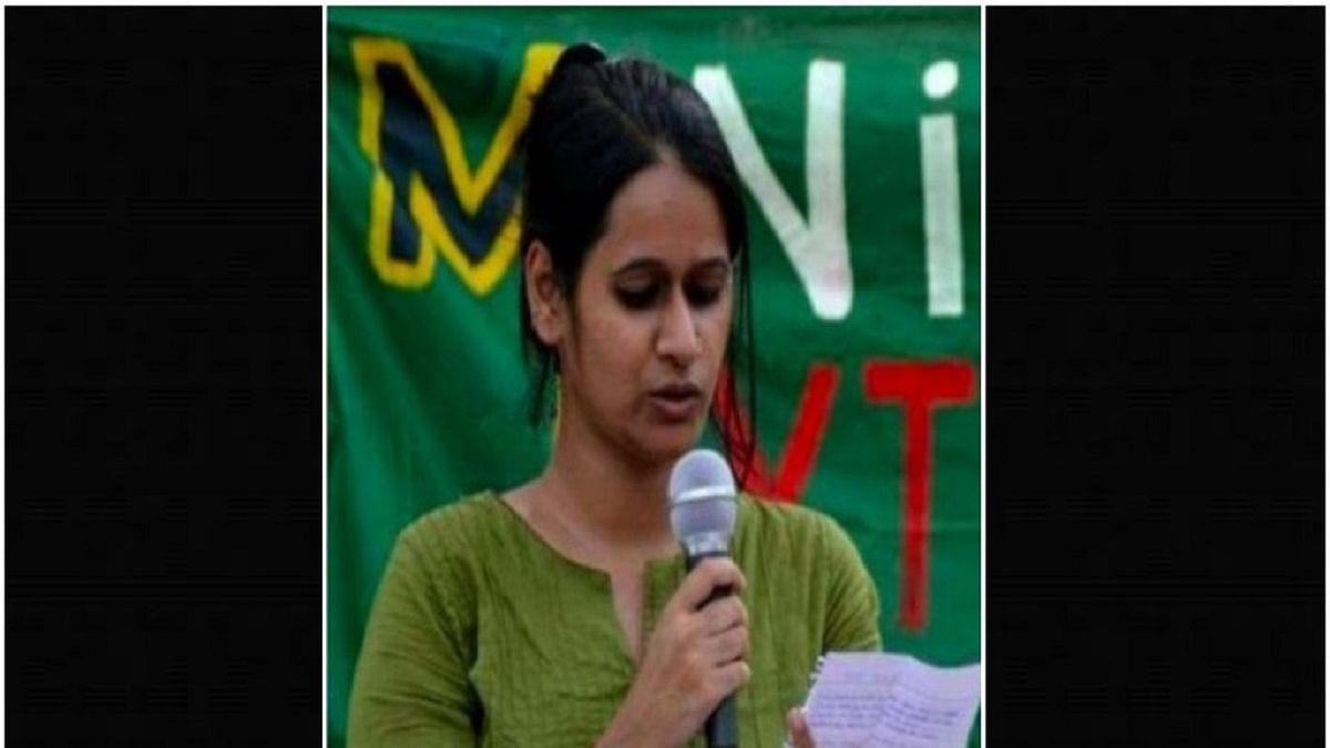 Pinjra Tod member Natasha Narwal gets bail in Delhi riots case