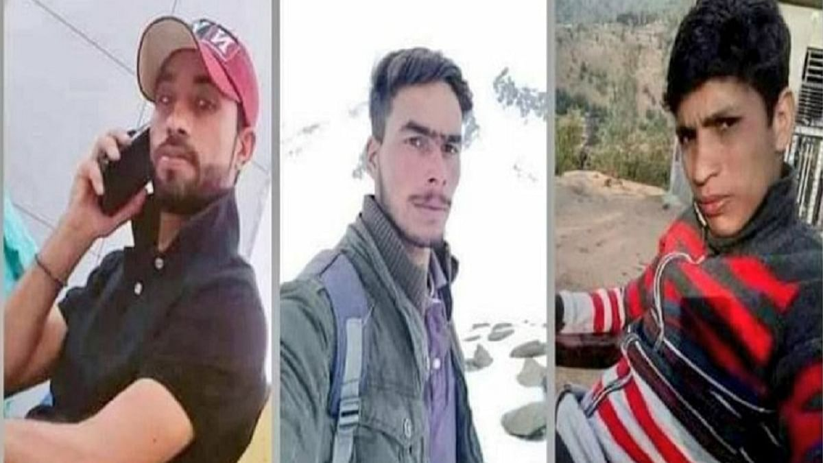 Rajouri family claims their children killed in a 'fake encounter' in Shopian
