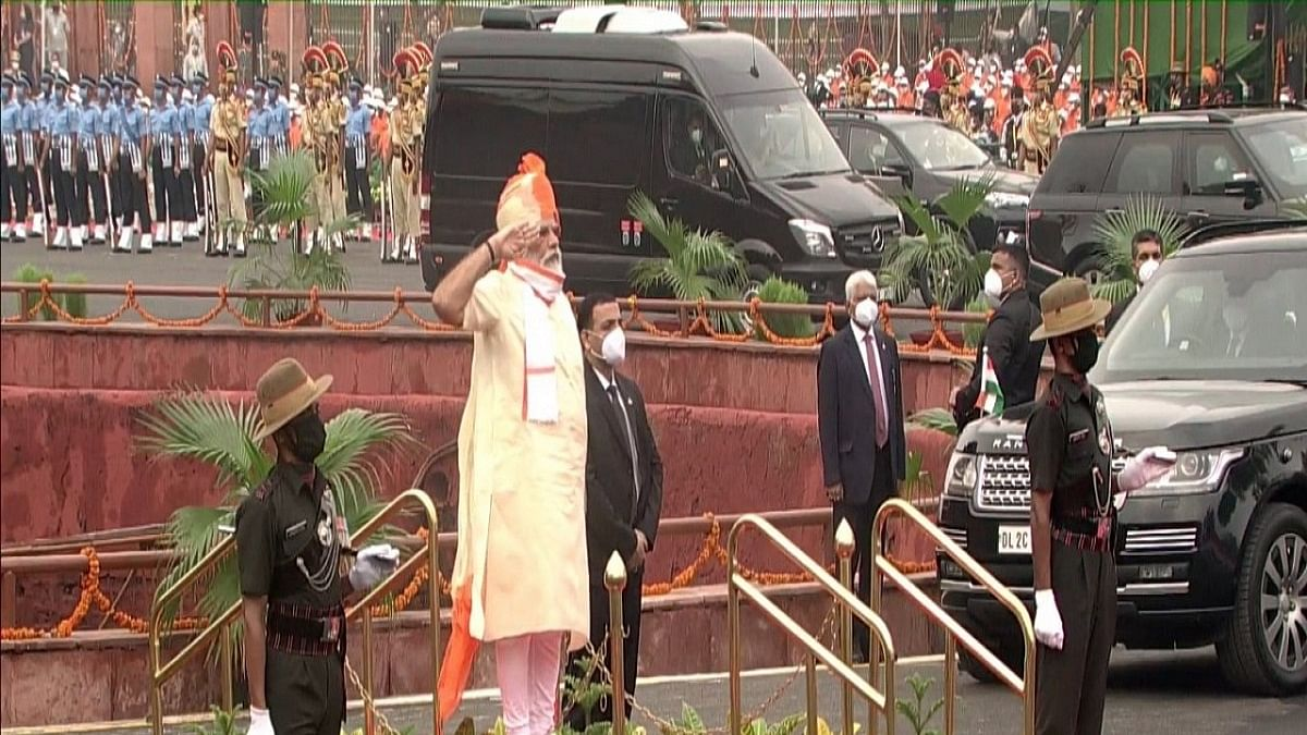 PM's Independence Day speech: Unfocused and short on substance as usual
