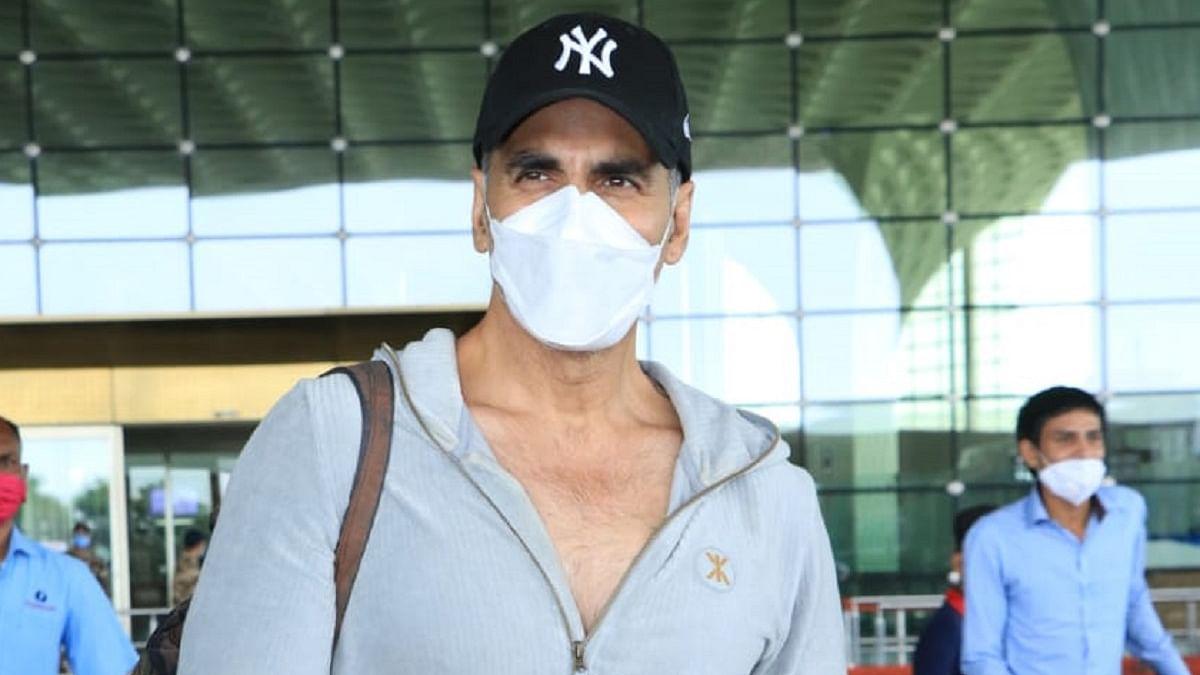 Akshay Kumar hospitalised day after testing COVID-19 positive