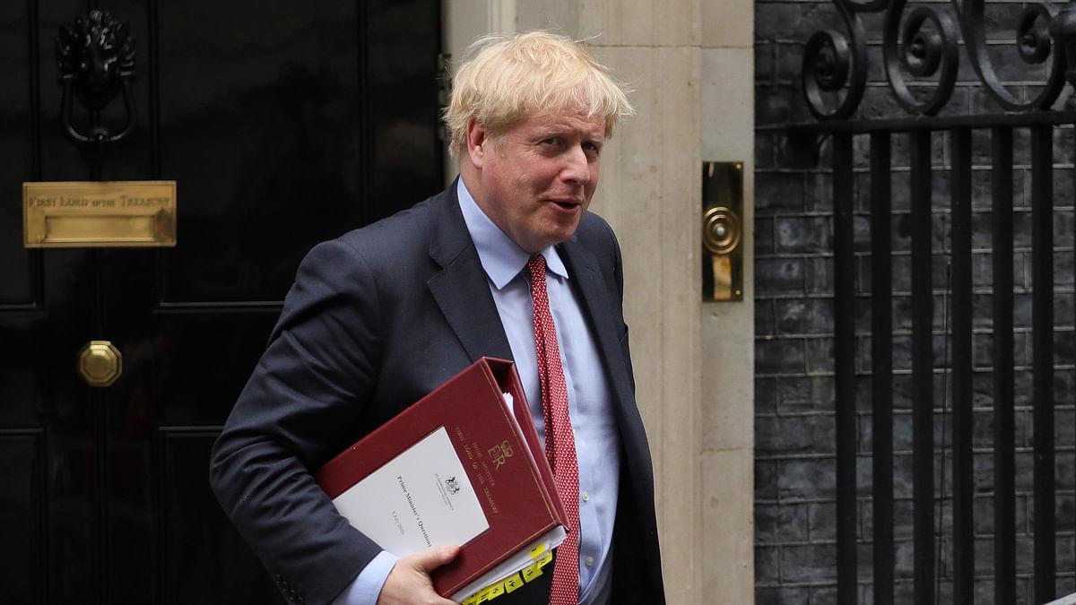 Vitally important for children to return to class: UK PM Boris Johnson