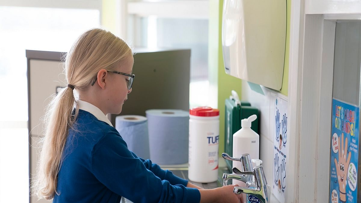 2 in 5 schools worldwide lacked basic hand washing facilities in 2019: Report