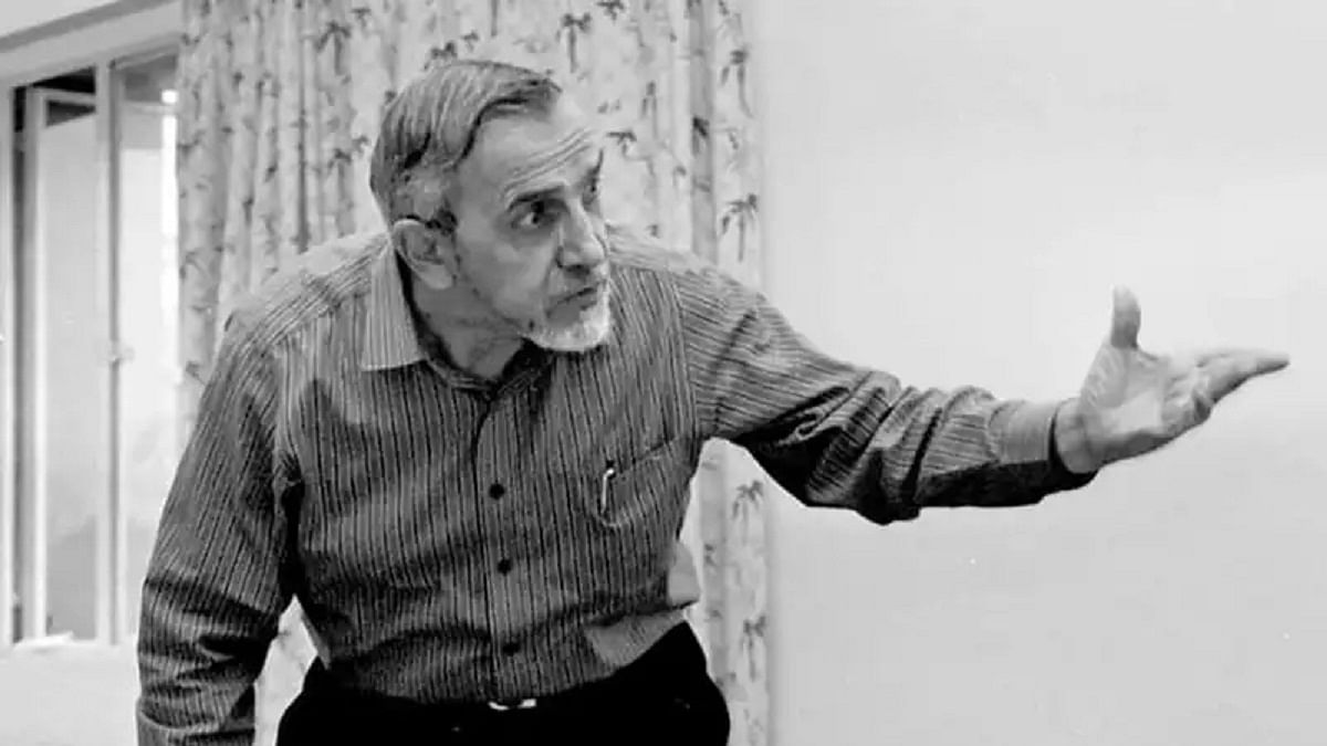 Ebrahim Alkazi: The architect of modern Indian theatre