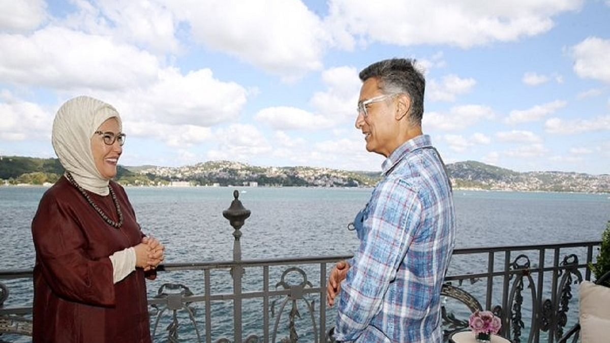 Films & Politics: Roasted for a Turkish 'shoot'