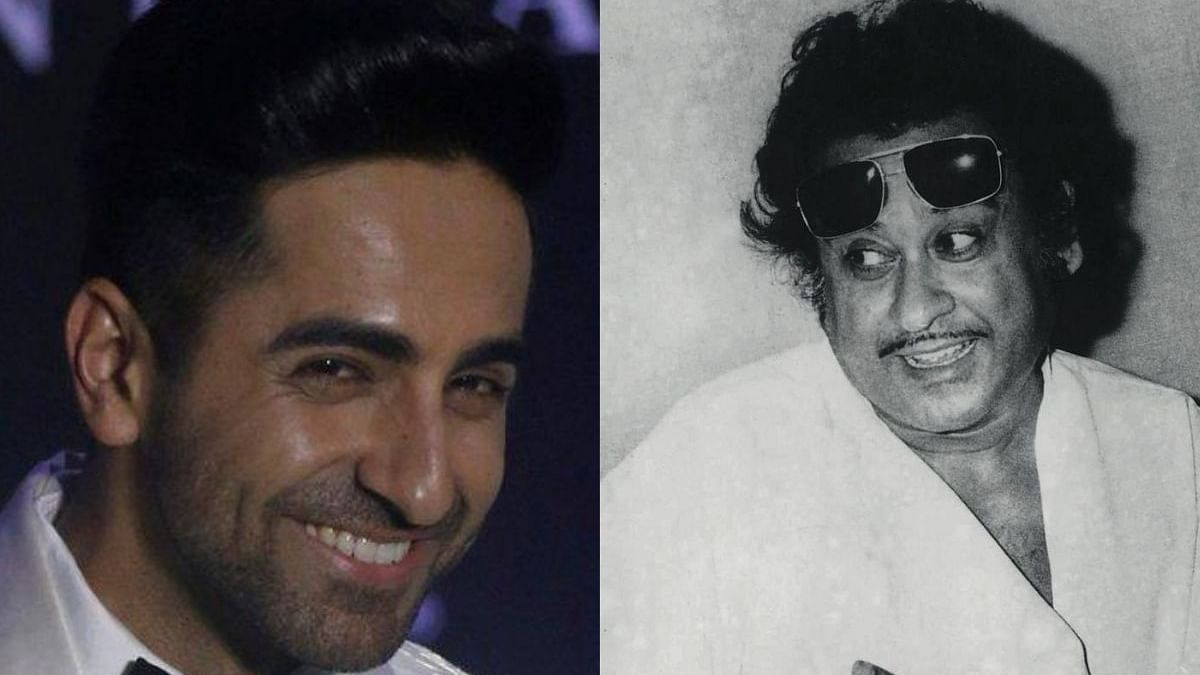 On Kishore Kumar's birthday, Ayushmann wins  internet by singing 'O Mere Dil Ke Chain!'