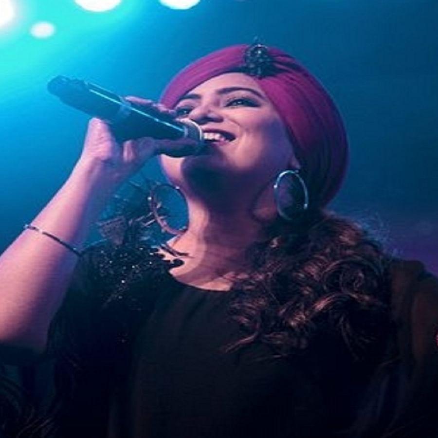 Singer Harshdeep Kaur