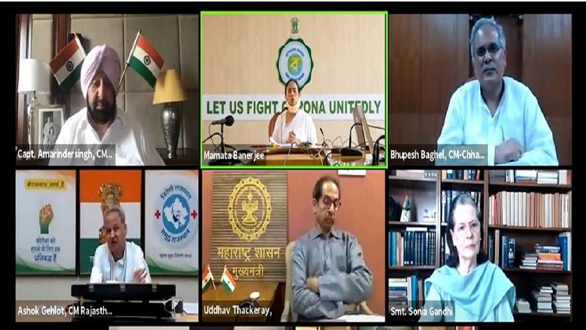 We should together fight Centre for undermining states' rights: CMs of opposition-ruled states