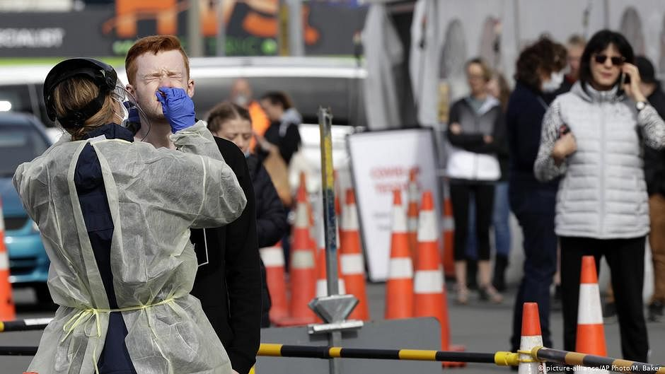 New Zealand to enter lockdown after single virus case found