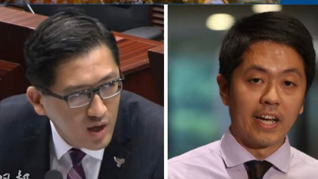Hong Kong police arrest 16, including 2 opposition lawmakers