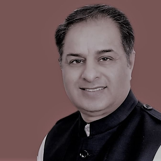 Remembering Rajiv Tyagi, who gave it back just as good as he got from TV anchors and BJP panelists
