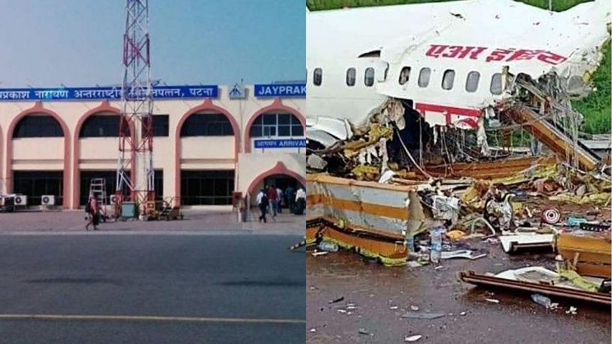 In the backdrop of Kozhikode crash, Patna airport cries for attention