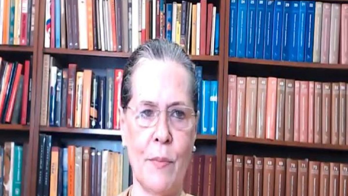 Influence of dictatorship on our democracy is rising: Sonia Gandhi