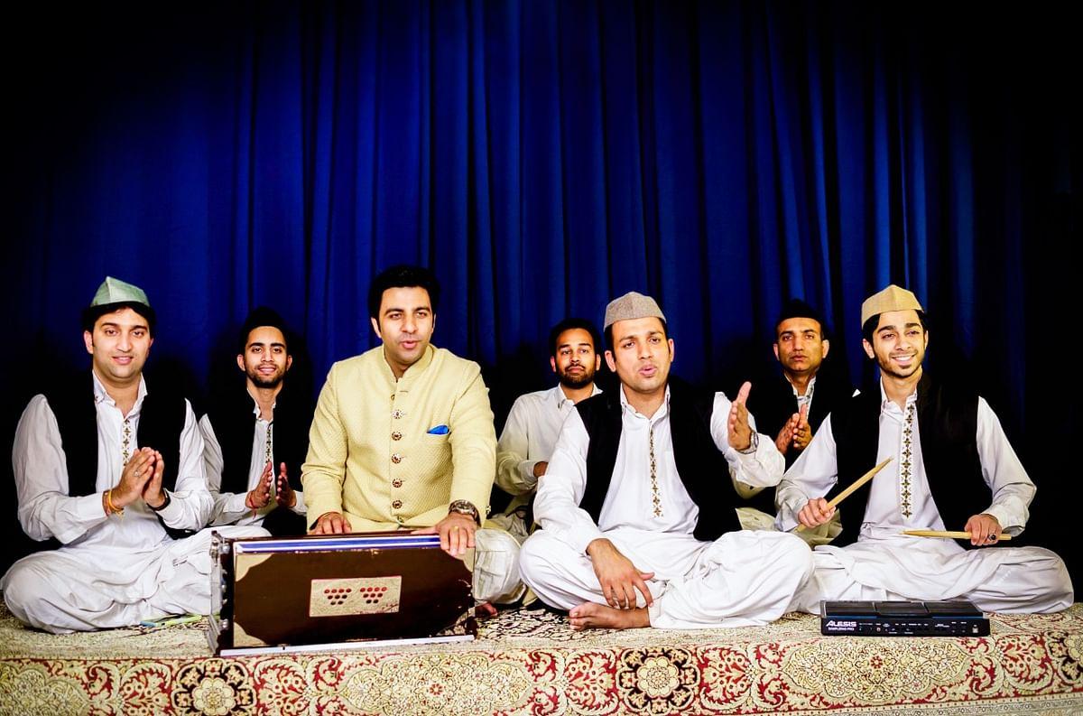 Photo courtesy: Riyaaz Qawwali