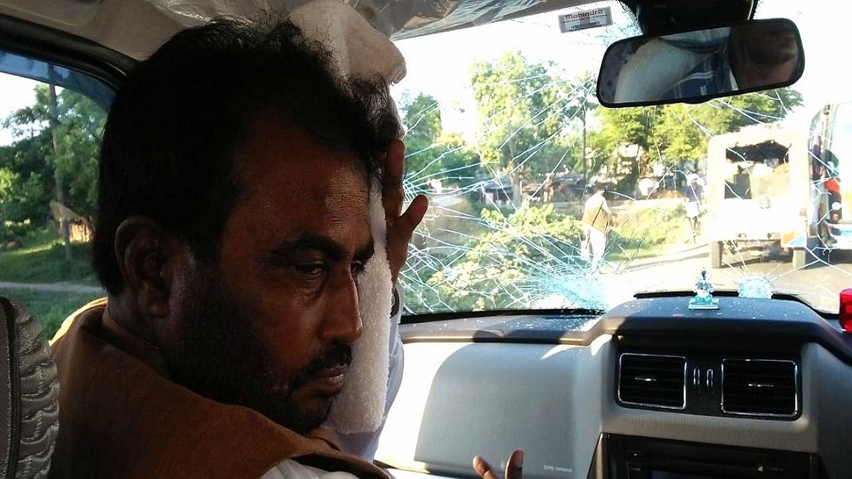 Bihar minister Shyam Rajak sacked, expelled from JDU