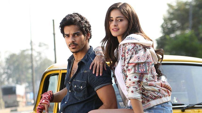 WATCH: Ishaan Khatter and Ananya Panday's 'Khaali Peeli' teaser released