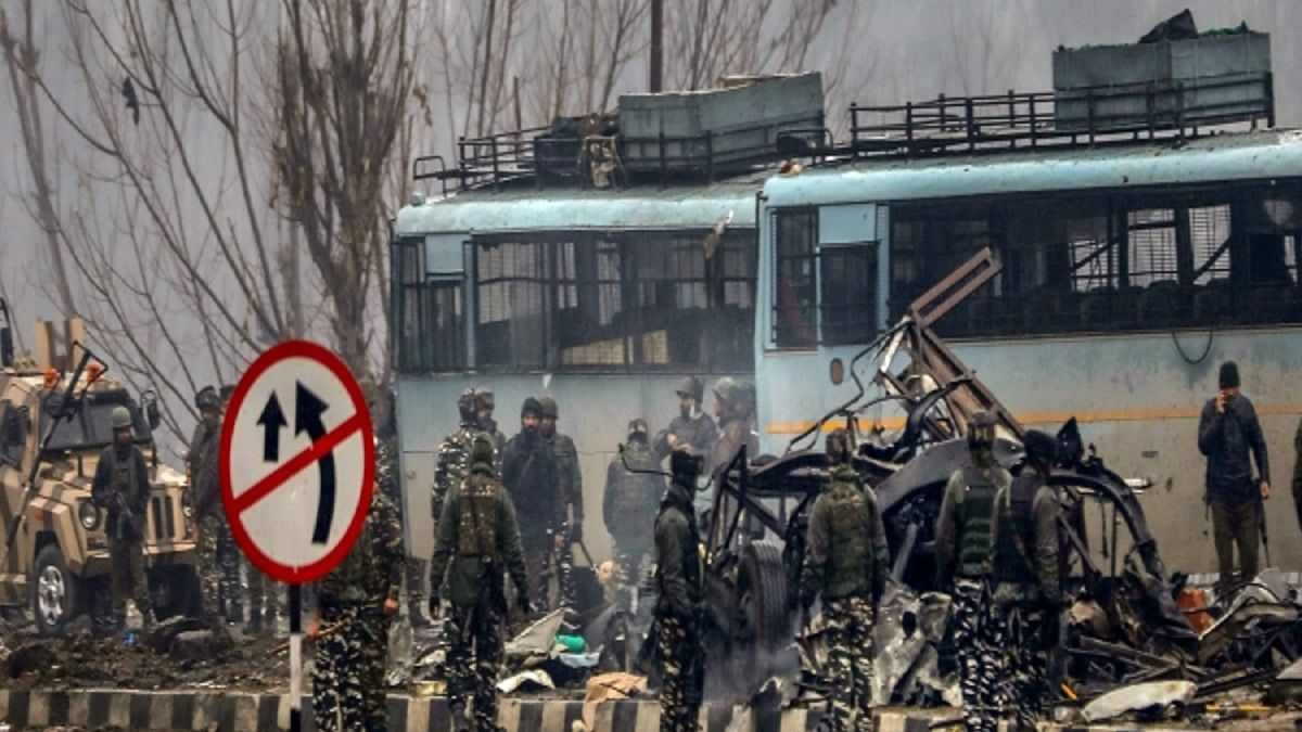 Pulwama Attack: Masood Azhar, brother named mastermind in NIA charge sheet