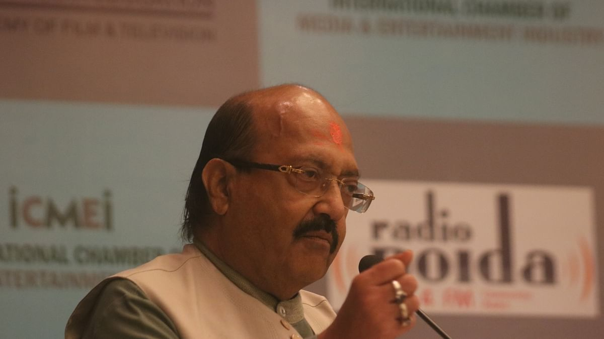Rajya Sabha member Amar Singh passes away at 64 in Singapore, tributes pour in