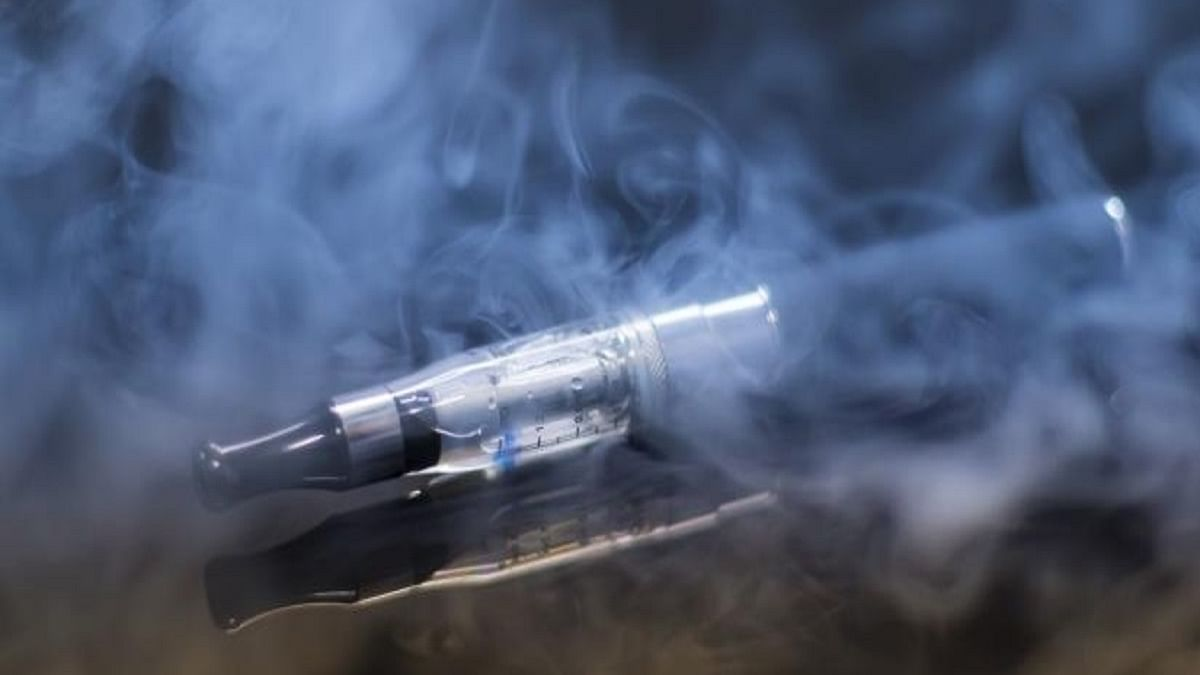 Vaping linked to higher COVID-19 risk in young adults: Study