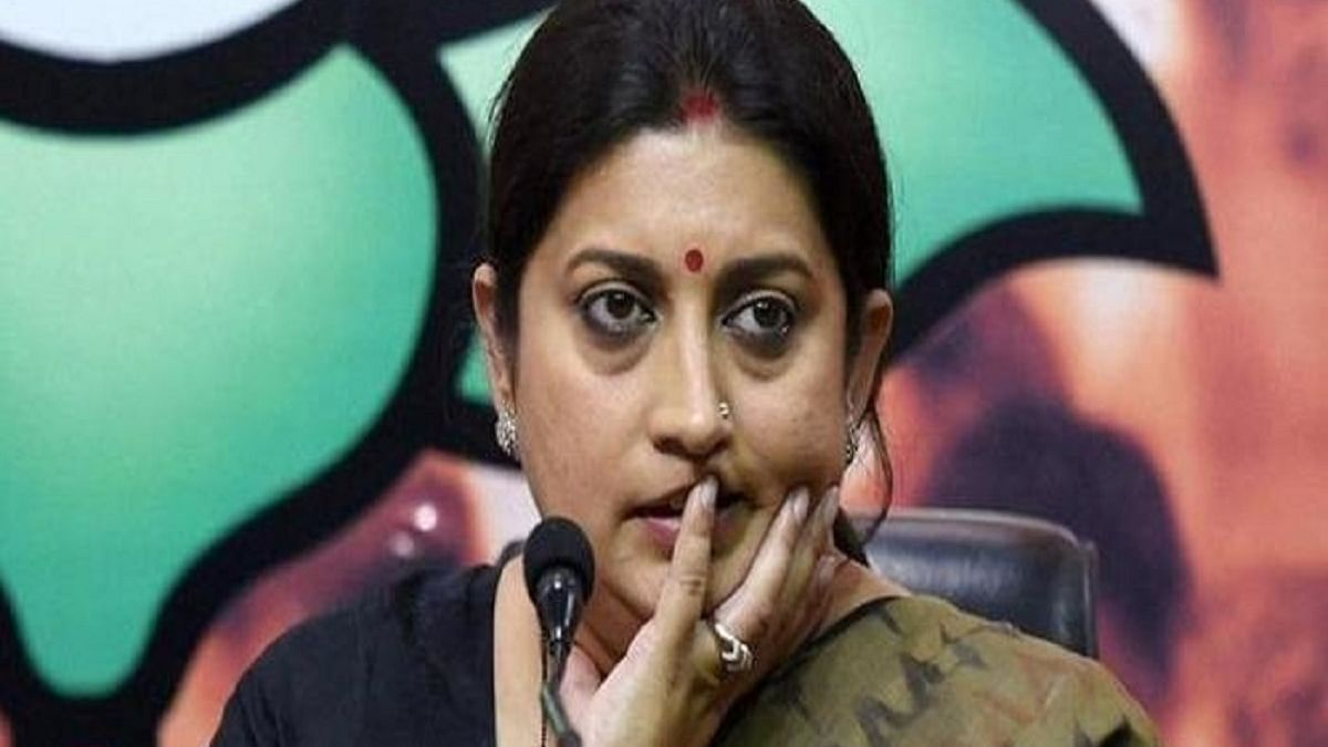 Olympian claims Smriti Irani, aides demanded Rs 25 lakh for favour; Cong says Irani must resign, face probe