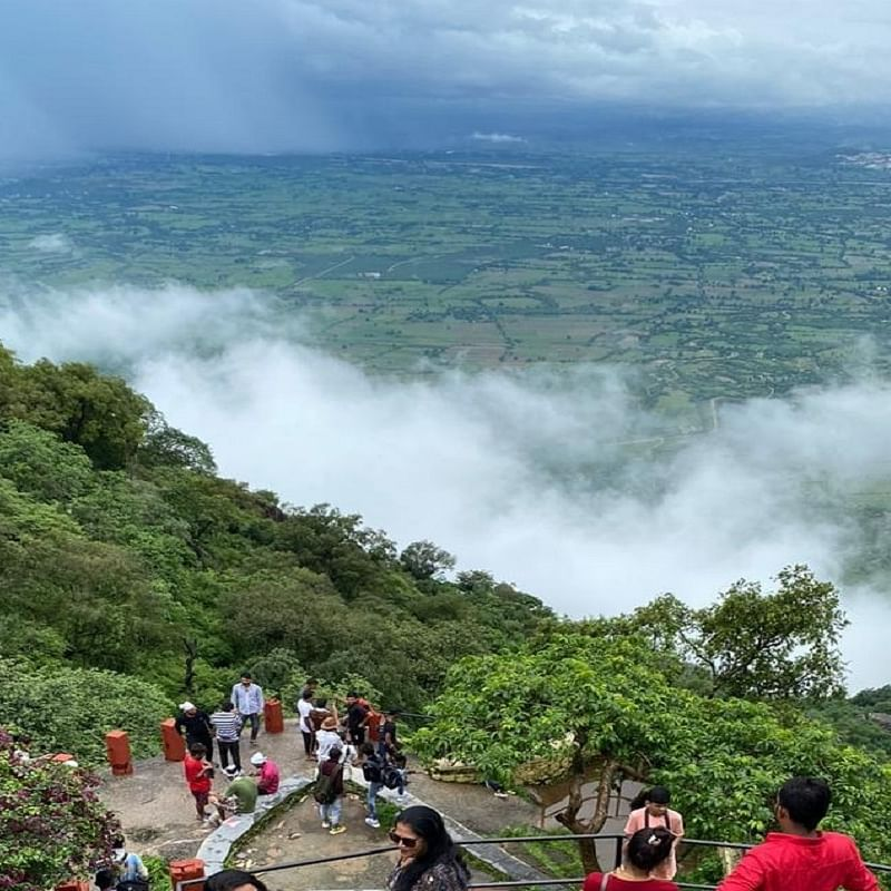 Tourists return to Mount Abu claiming independence from lockdown blues