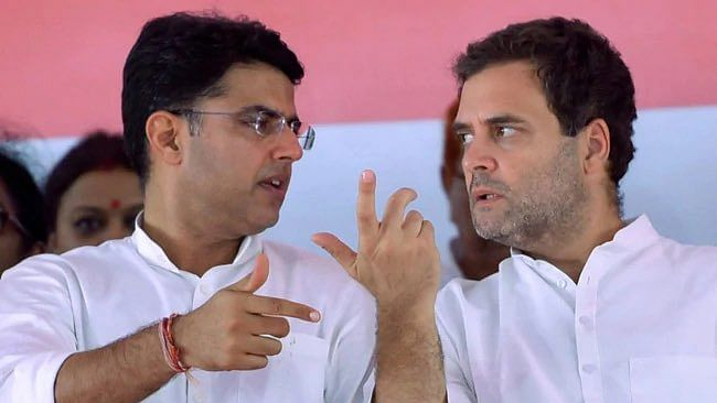 Sachin Pilot to work in party's interests, says Congress after his meeting with Rahul Gandhi