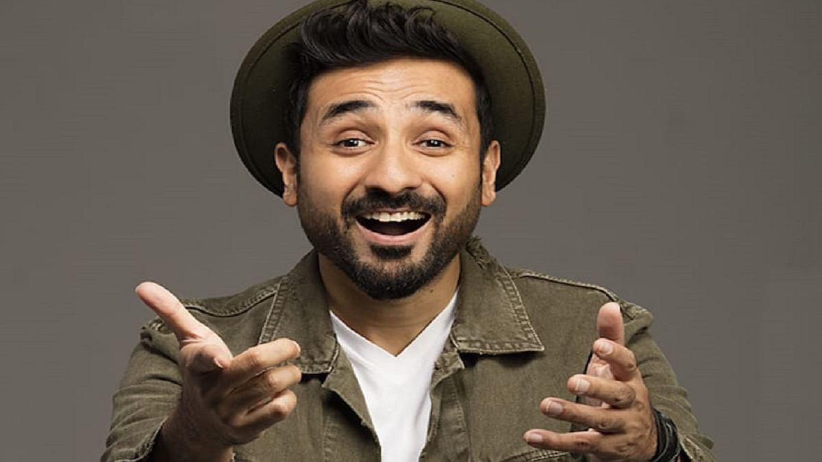 Vir Das all set to launch a  unique unscripted homegrown comedy special 'Inside Out'