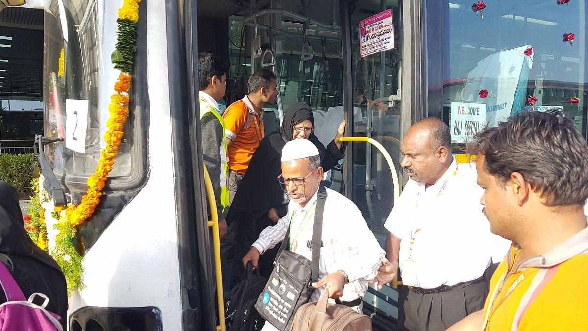 No COVID-19 case reported among Hajj pilgrims so far: Saudi